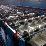 Roulis de feuille de tuile de toit de trapèze formant la machine