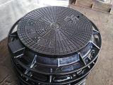 Tampas de câmara de visita resistentes do ferro de molde