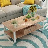유럽 간단한 거실 작은 테이블
