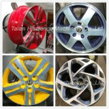 Torno del CNC de la reparación de la rueda de la aleación de la restauración de la rueda para la venta Awr28hpc