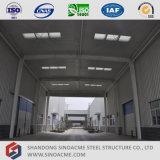 Bastidor de la estructura de acero prefabricados Sinoacme taller/almacén/Shed