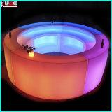 Geleuchtete Möbel/Glühen-Möbel/beleuchteter Möbel-/der Lit-Möbel-LED Dekor