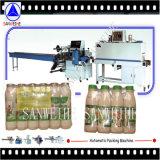 飲料のびんの自動熱の収縮のパッキング機械