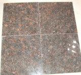 Tan de color marrón, marrón canela, marrón de granito el granito, azulejos marrones
