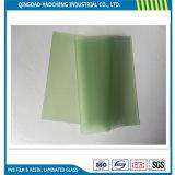 0.76mm自動車風防ガラスガラスのためのF緑カラーPVBフィルム