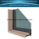 Foshan fabricante que ofrece el aluminio puertas colgantes