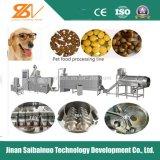 Lijn van de Machine van het Voedsel voor huisdieren van Extrudering van het roestvrij staal de Automatische