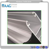 La sección de aluminio anodizado de Aluminio de precisión/extrusión de aluminio extruido/Perfil de aleación de muro cortina