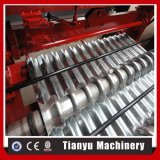 Rodillo de acero galvanizado del material para techos del metal del perfil que forma la máquina