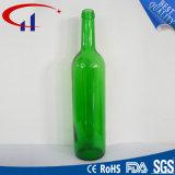 750ml de donkergroene Fles van het Glas van de Alcoholische drank voor Levering voor doorverkoop (CHW8129)