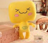 2016 heißes Baumwollplüsch Emoji Kissen des Produkt-pp.