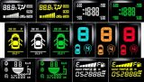 De Module van TFT LCD voor Automobiel
