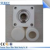 Alojamento do Rolamento de plástico branco F208-210 Pillow Block rolamento de aço inoxidável