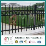 Гальванизированная & PVC покрынная сваренная декоративная загородка пикетчика загородки/металла пикетчика