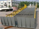 6 тонн - 15т большой потенциал регулируемые гидравлические во дворе дешевые трапов для загрузки