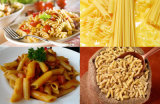 Macaronis de grande capacité/nourriture de pâtes faisant la machine (KS100)