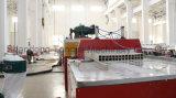 Linea di produzione composita di plastica di legno del Portello-Comitato del PVC