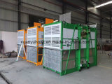 Novo Ce Aprovado 2 Ton Construction Elevator with Ramp Door