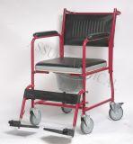 Acier, avec siège confortable, chaise commode, (YJ-7100B)