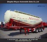 De Aanhangwagen van het Cement van de Tank van de tri-as met As Fuwa en Dieselmotor