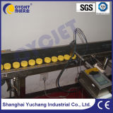 Cycjet Alt200 Date et l'imprimante de lots industriels sur les pièces de rechange