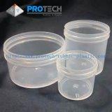 Kundenspezifische Plastikgläser, pp.-Gläser, kleine Gläser