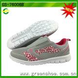 新しいデザイン歩きやすい女性のスポーツの靴
