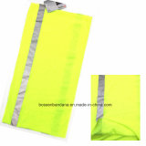 OEM Produce One Color Dyed Reflective Stripes Polyester Multifunctional Buff Bandanna