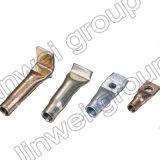 Inserto di sollevamento di Crosshole del coperchio di plastica della maniglia in accessori del calcestruzzo prefabbricato (M20X100)