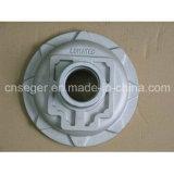 Kundenspezifisches Aluminiumlegierung-Schwerkraft-Gussteil