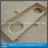 China Yellow Granite G682 Vanity Top / Countertop
