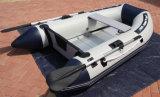 2,3 m de barco a remos barco inflável PVC Sport Barco com piso de alumínio marcação