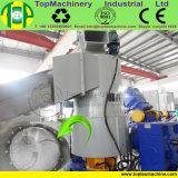 Máquina de granulagem do HDPE quente da venda para o plástico da sucata com extrusora da desgaseificação