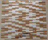 Parede de vidro Tle / Mosaico Espelho / Decoração de azulejos de parede