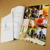 Печатание буклета каталога брошюры качества