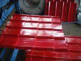 عال - قوة تماما بشدّة يغضّن [رووفينغ] فولاذ مع لون طلية