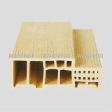 Blocco per grafici di portello composito di legno di plastica impermeabile solido di OEM/ODM (TVWG-120)