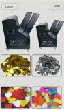 Карамболь Confetti сжатого воздуха машины влияния 150W этапа электрический бумажный