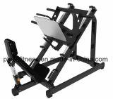 Equipo de la gimnasia de la prensa de la pierna de los 45-Degree J30025/pérdida de la aptitud/de peso/máquina de los deportes
