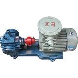 Pompa di olio adiatermica dell'ingranaggio per asfalto (LQB)
