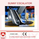 InnenEscalator mit Aluminum Alloy Comb Board und Rubber Handrails, Sn-Es-ID065