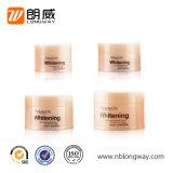 シリンダー30g 50g Empty Makeup Packaging Cosmetic Plastic Cream Jar