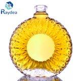 botella de cristal 125ml con el pisón de la evidencia