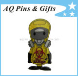 Fabbrica Price Metal Emblem Souvenir Badge come Promotional Gift (badge-012)