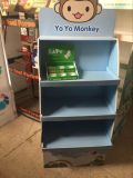 Étagère de publicité sur supermarché personnalisée Écran de PVC