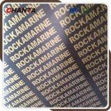 Le film frais de faisceau de peuplier de Rockamarine a fait face au contre-plaqué pour la construction