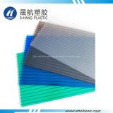 Berijpte het Maagdelijke Materiaal van 100% het Holle Blad van het Dakwerk van het Polycarbonaat