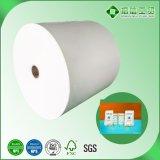 Wegwerf-PET überzogenes Papier für das Desinfektion-Baumwollputzlappen-Verpacken
