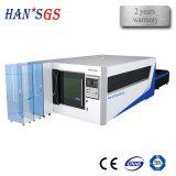Автомат для резки лазера волокна поставкы 500W Ss с источником лазера Ipg