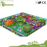 De plastic Speelplaats van het Thema van de Wildernis van Jonge geitjes Goedkope Binnen